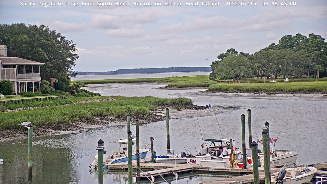 Webcam - Hilton Head